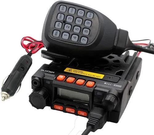 Radio base amador base bf8900 dual band 25 wats...