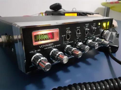 Radio px voyager vr 95 plus não é vhf uhf hf radio amador