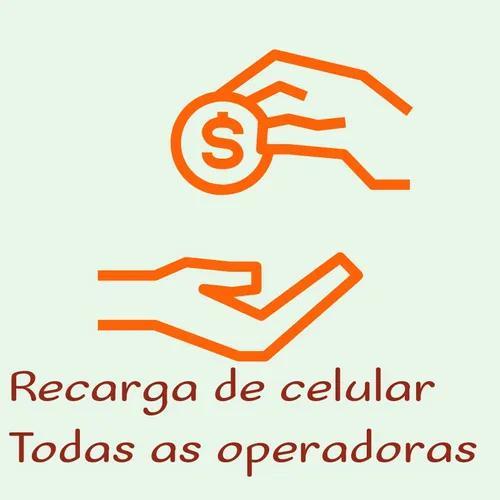Recarga de celular online, oi,vivo,tim,claro,nextel,10 reais