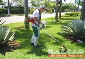 Serviços de jardinagem e reformas de jardins e paisagismo