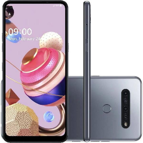 "Smartphone lg ks51s 6,5"" octa core 3gb ram 64gb 32mp tiânio"