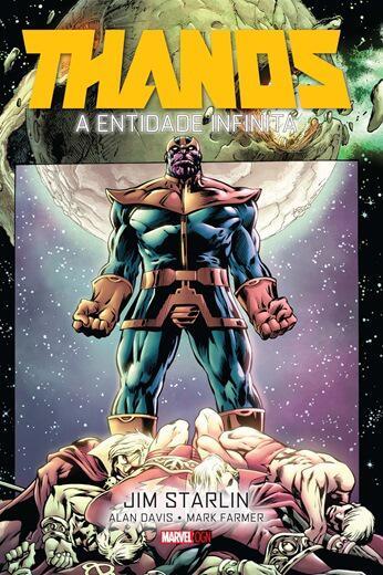 Thanos: a entidade infinita | thanos ogn
