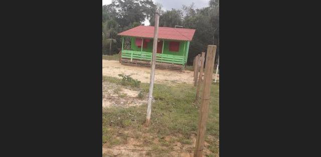 Vendo mini chácara no 2 distrito - mgf imóveis