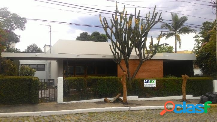 Casa térrea no jardim brasilia 1