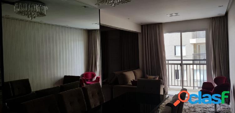 Apartamento mobiliado e com 2 quartos à venda na moóca.