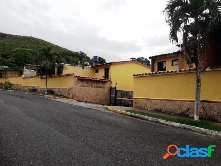 120 m2 town house en venta en altos de la esmeralda en san diego