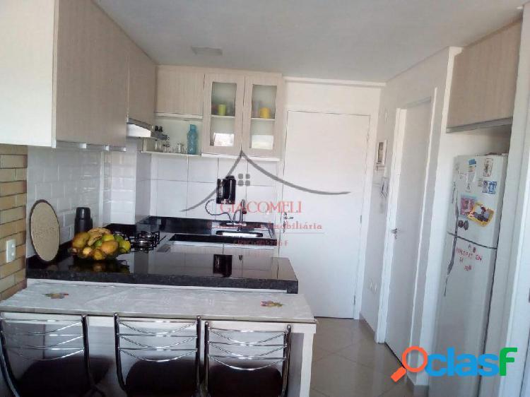 Apartamento no condomínio mix aricanduva i- todo planejado