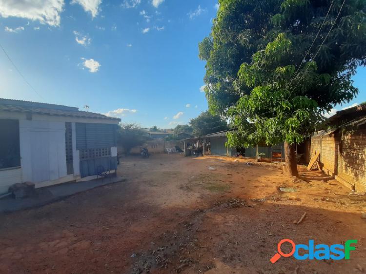 2 casas no mesmo terreno no bairro vila bela em sorriso mt