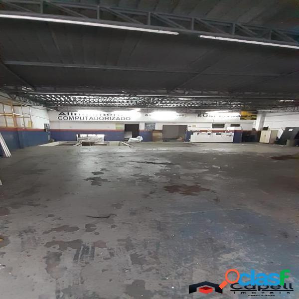 Salão comercial - assunção