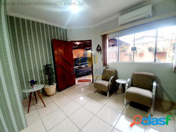 Linda casa de 2 dormitórios 1 suíte espaço gourmet villa branca jacareí sp