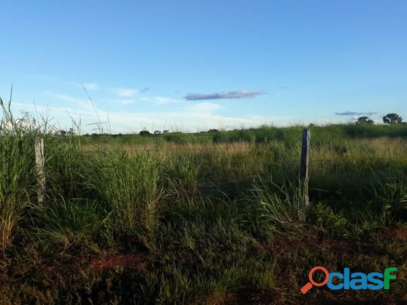 6.611 Alqs Porteira Fechada Formada Novo Planalto GO