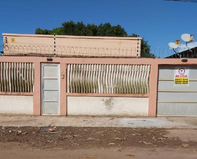 Alugo casa no bairro zerão na zona sul de macapá