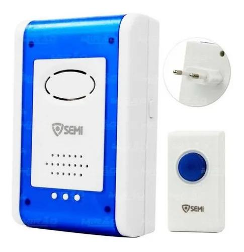 Campainha residencial wireless s