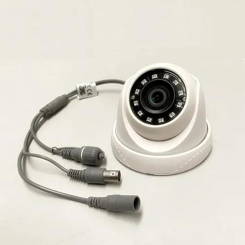 Câmera dome hilook hikvision 2megas/1080p 4x1 l2,8mm+
