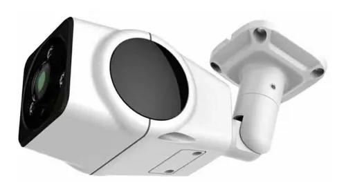 Câmera ip 360 externa wifi prova dágua acesso r