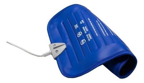 Compressa térmica, bolsa elétrica bivolt almofada térmica