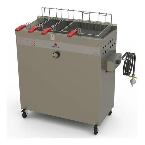 Fritadeira industrial progás pr-3000 bpg style