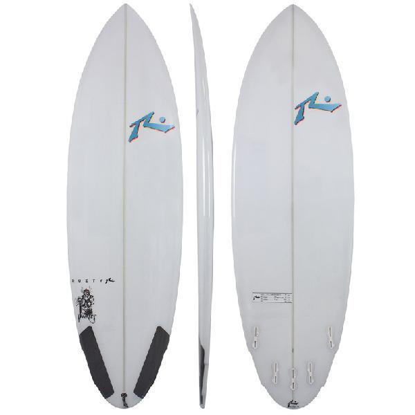 Prancha de surf rusty dwart 6.4 fcs 2 - surf alive