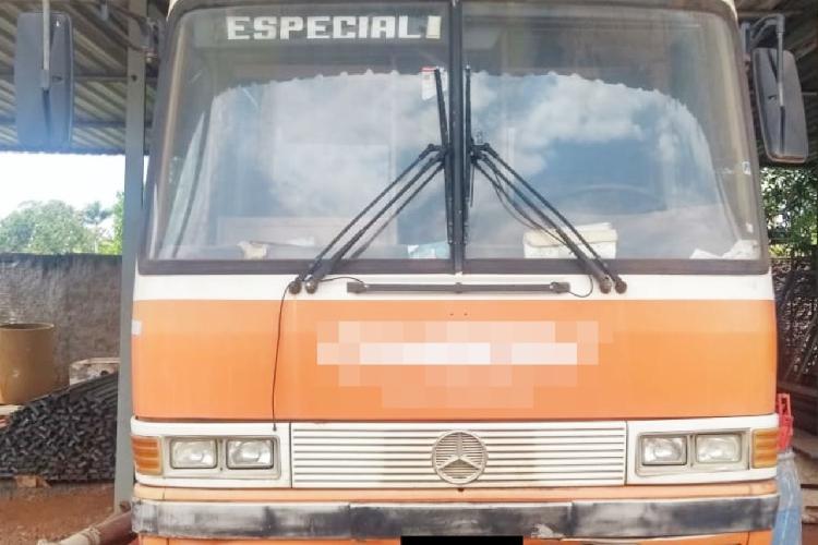 Rodoviário mercedes benz - 91/91