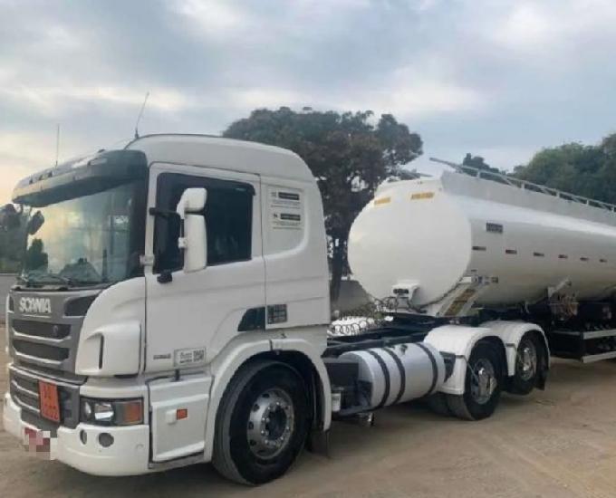 Scania p-360 no tanque randon *vendo urgente*