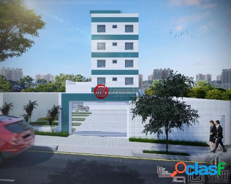 Apartamento 2 quartos área privativa 70m²