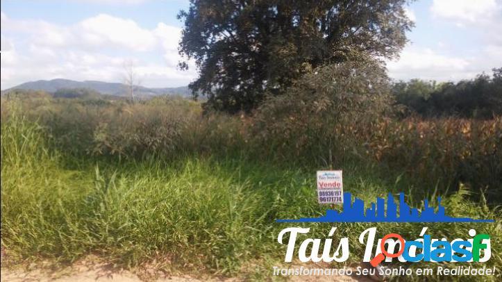 Área de 6,6 ha próximo ao centro de sertão santana