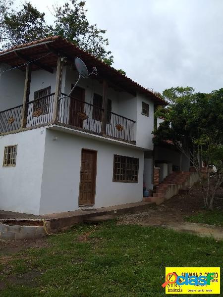 Casa 2 suítes, 1.300 m² terreno multi- itaipuaçu- r$ 280 mil