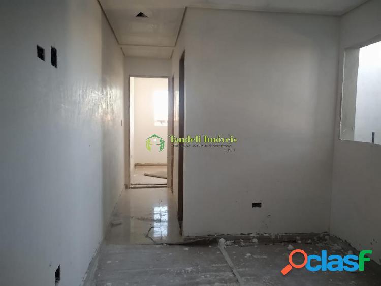 Apartamento sem condomínio 2 dormitórios - 50m² (parque capuava)