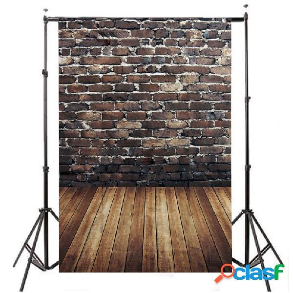 Contexto de 3x5ft conteúdo da foto da fotografia de vinil suportes de estúdio de parede de tijolos