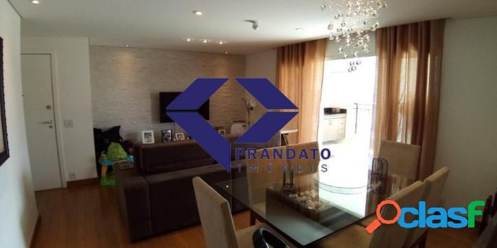 Vila mascote - apartamento à venda 3 quartos 1 suíte 2 vagas