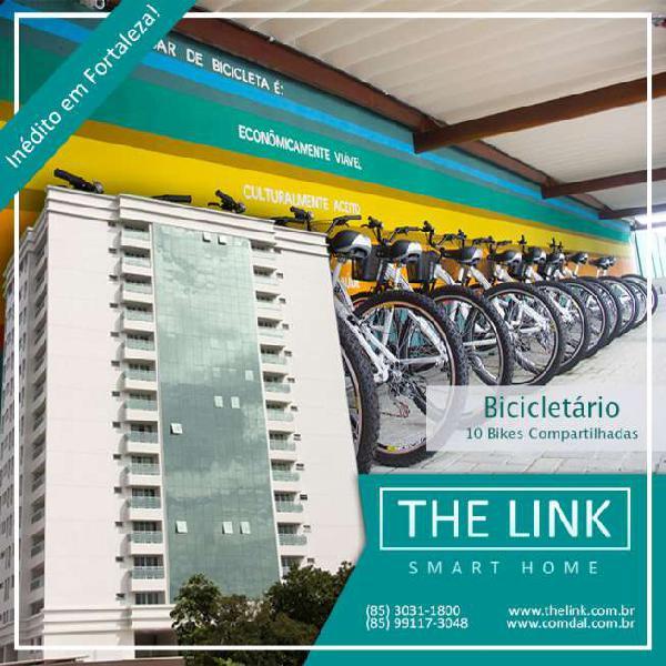 Apartamentos venda e locação edifício the link smart home