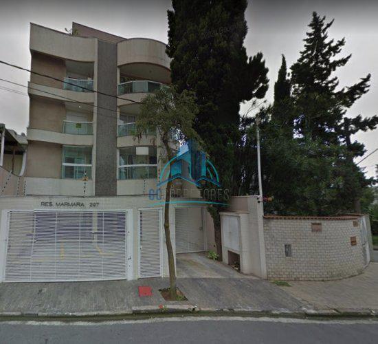Apartamento caminho do mar sbc - residencial marmara