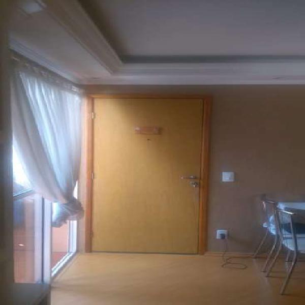 Apartamento venda 44m2 com 2 quartos em jardim ísis - cotia