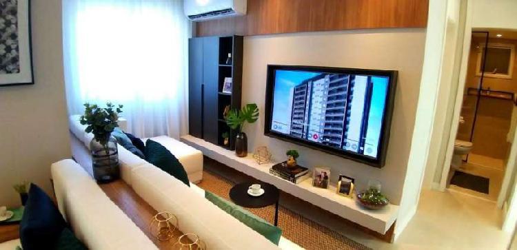 Apartamento de 84m², 3 dormitórios sendo 1 suite na vila