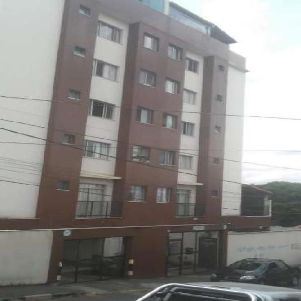 Apartamento para venda com 2 quartos em ana lúcia - sabará