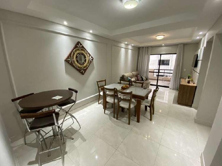 Apartamento para venda possui 115 metros quadrados com 2