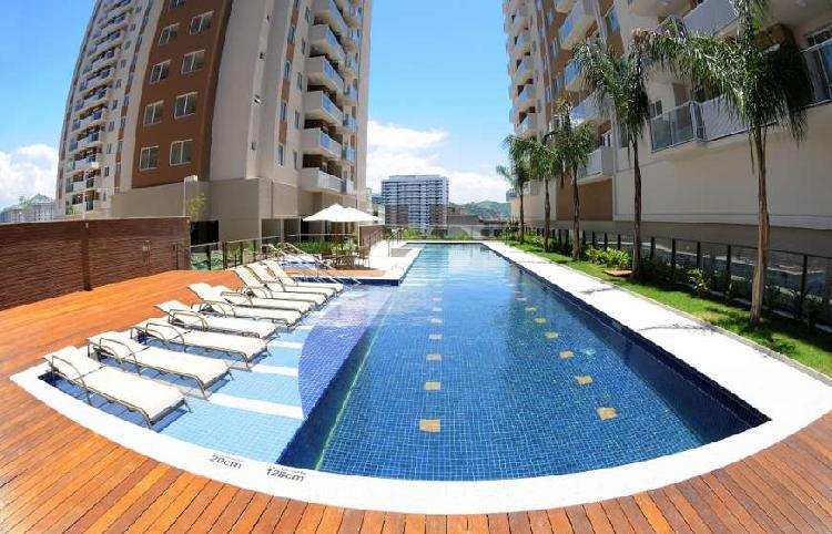 Apartamento para venda tem 57 metros quadrados com 2 quartos