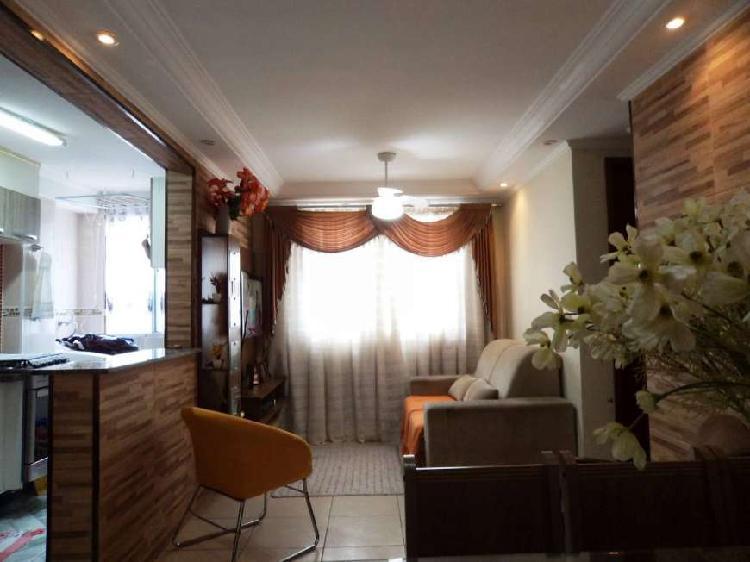 Apartamento à venda, 2 dormitórios, c/ vaga - parque são