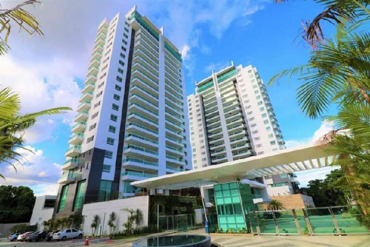 Apartamentos prontos para morar 215m² 4 suítes no