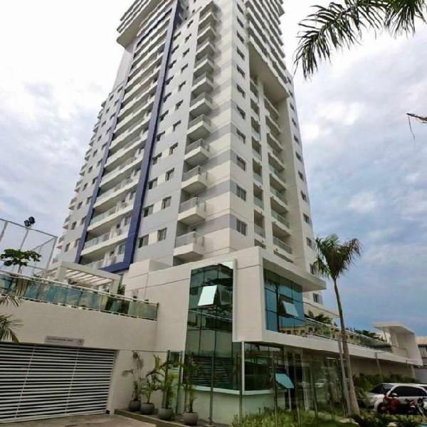 Apartamentos prontos para morar em manaus 118m² 3 suítes