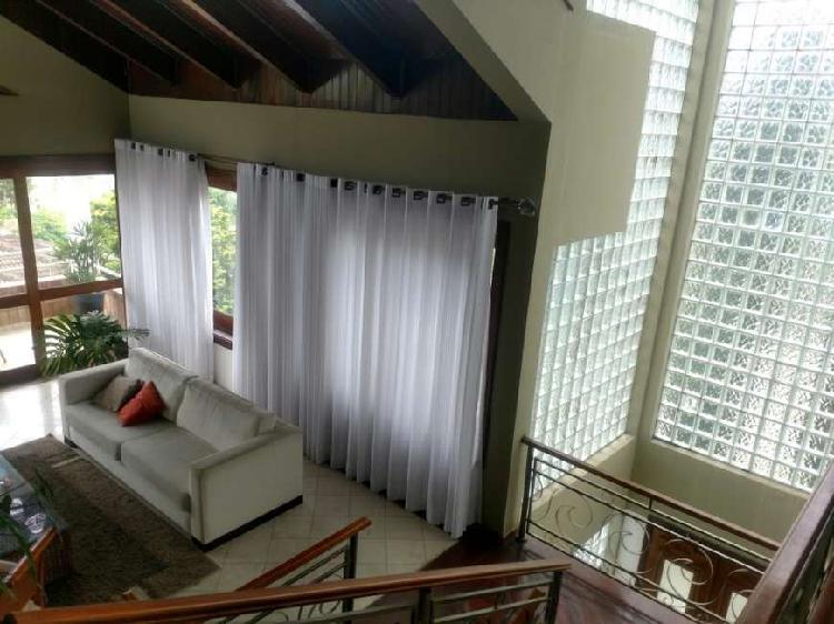 Casa cond hills i-ii para aluguel e venda tem 500 m2 a.c com