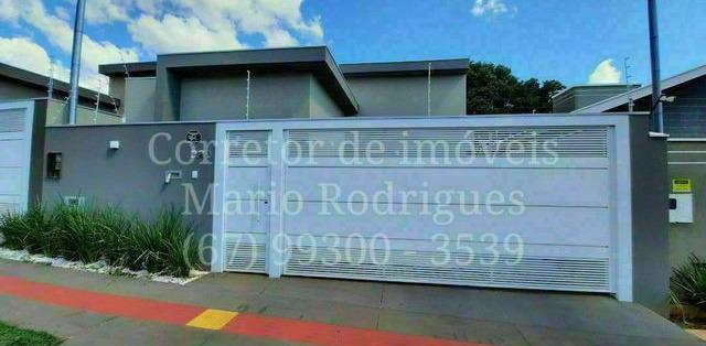 Casa nova vila morumbi região rita vieira asfalto com 3