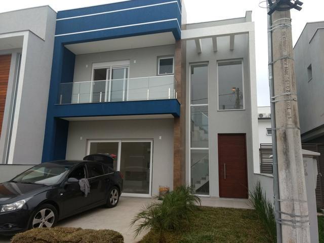 Casa nova de condomínio para venda com 187 metros quadrados