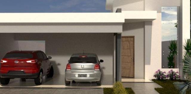 Casa com 3 dormitórios à venda, 129 m² por r$ 320.000,00