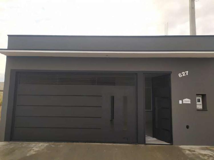 Casa para venda com 128 metros quadrados com 3 quartos