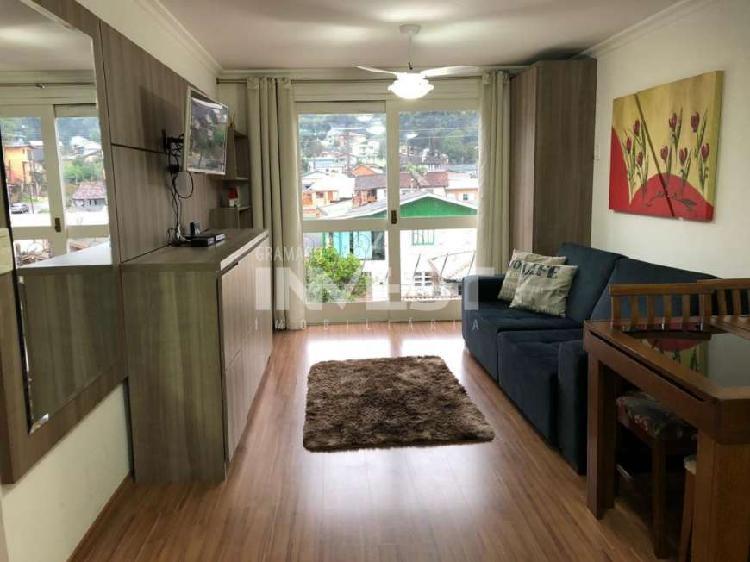 Imóvel de dois dormitórios a 2km do centro