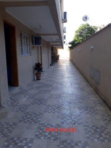 Sobrado triplex à venda no bairro santa rosa em guarujá