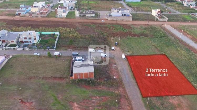 Terreno/lote à venda no camobi - santa maria, rs. im265721