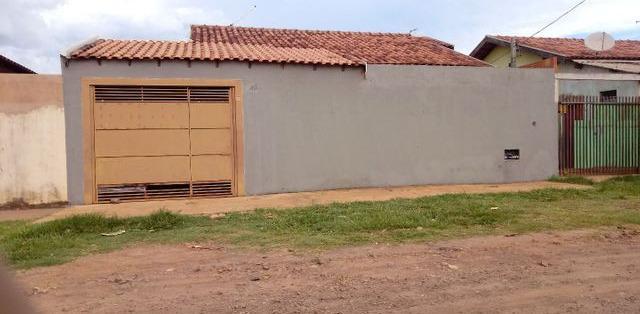 Vendo casa com 2 domitórios - mgf imóveis