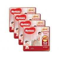 App] kit fraldas huggies turma da mônica supreme care